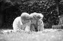 [Steffie & Carl] Romantisches Hinterhofgartenpicknick in Erlangen