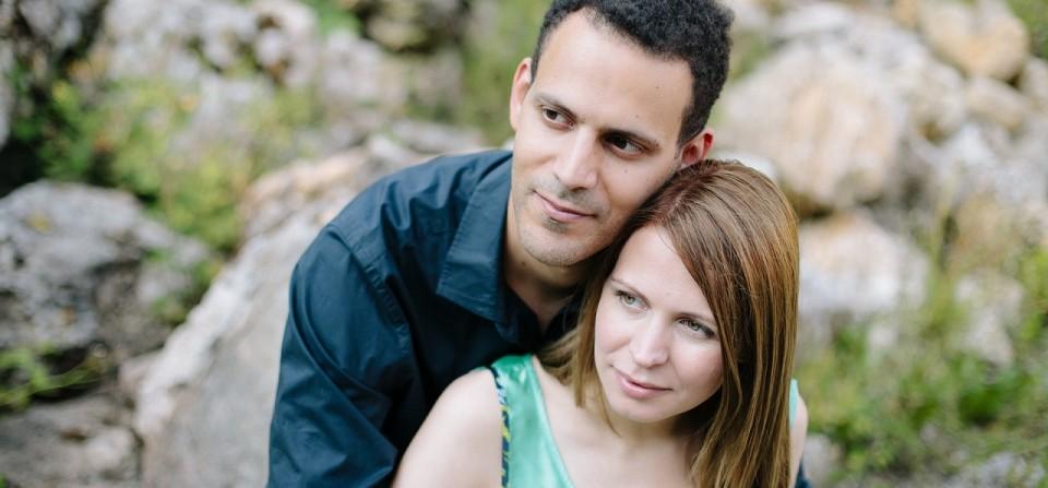 [Angelika & Giulio] Engagement-Shooting in der Fränkischen Schweiz