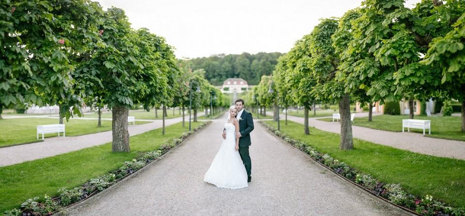 {Anna & Christian} Edle Hochzeit im Staatsbad Bad Brückenau