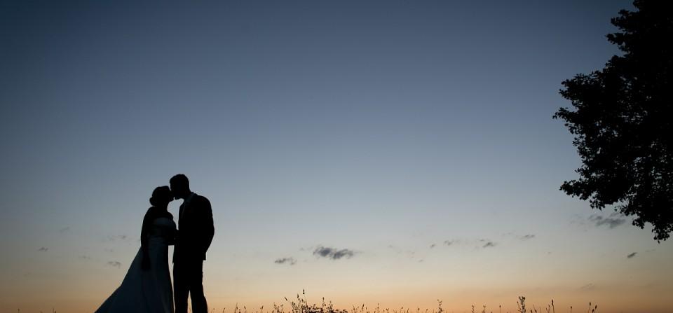 [Angelika & Giulio] Romantische Weinberghochzeit im Taubertal