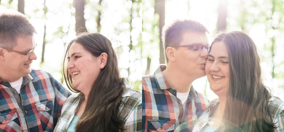 {Daniela & Clemens} Romantisches Paar-Shooting im Forst – Fränkische Schweiz